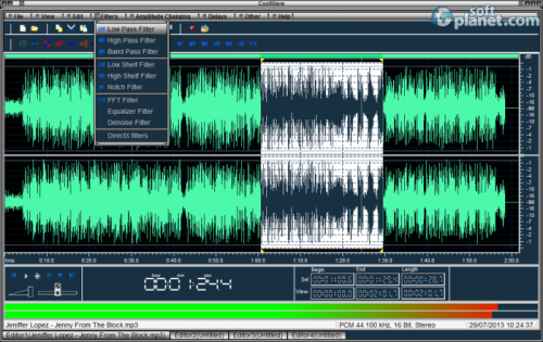 Video Sound Editor Screenshot2