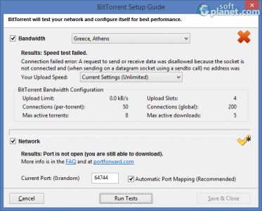 BitTorrent Screenshot4