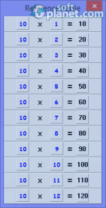 Multiplication Master Screenshot2