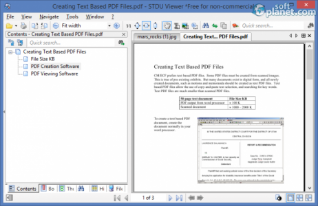 STDU Viewer Screenshot2