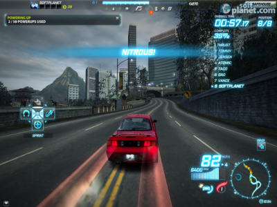 Need for Speed World Online Screenshot3