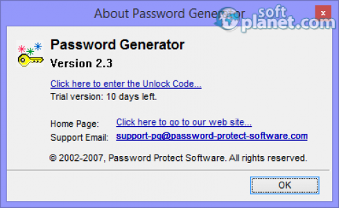 Password Generator Screenshot2