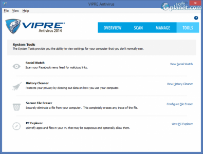 VIPRE Antivirus 2014 Screenshot4