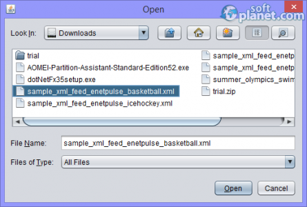 XMLRIP Screenshot2