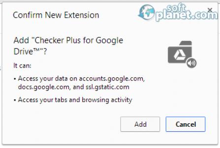 Checker Plus for Google Drive Screenshot4