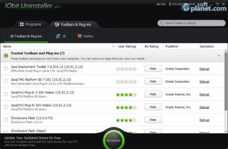 IObit Uninstaller Screenshot2