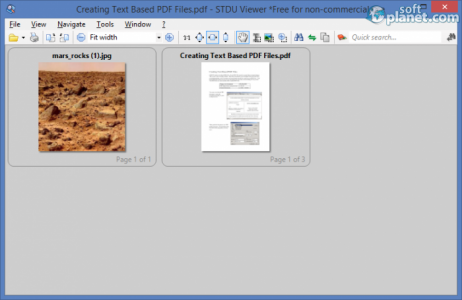 STDU Viewer Screenshot5