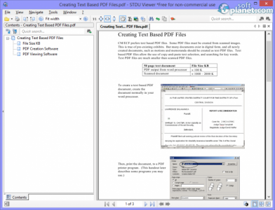 STDU Viewer Portable Screenshot2