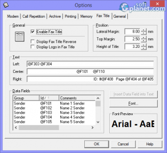 ActFax Screenshot3