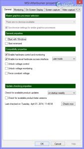 MSI Afterburner Screenshot2