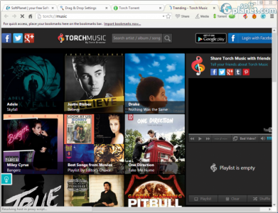 Torch Browser Screenshot5