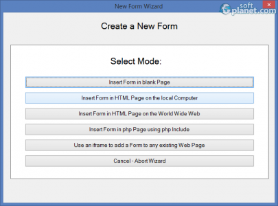 Arclab Web Form Builder Screenshot2