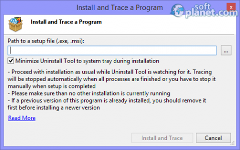 Uninstall Tool Screenshot4