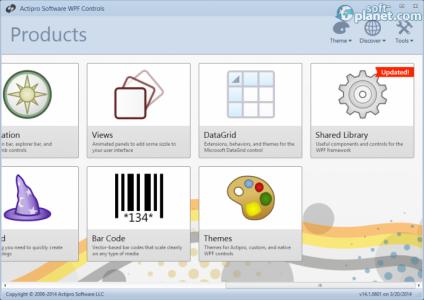 WPF Controls 2014 Screenshot2