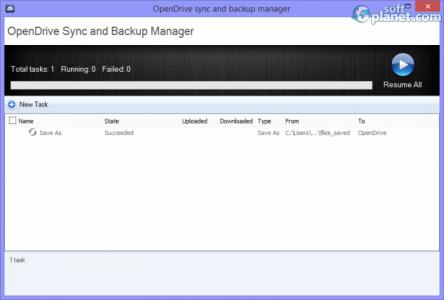 OpenDrive Screenshot2