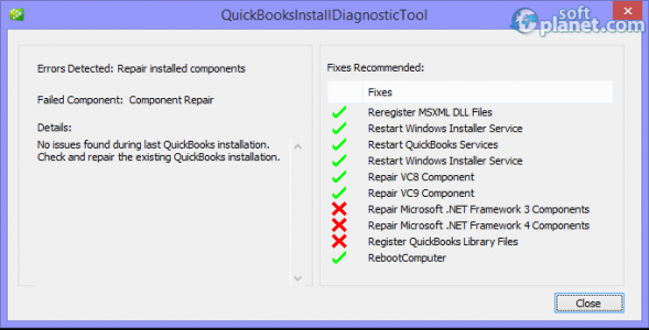 QuickBooksInstallDiagnosticTool Screenshot3