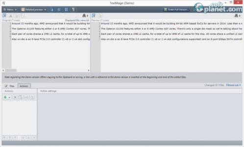 TextMage Screenshot3
