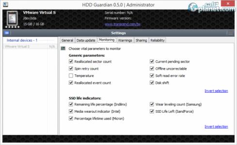 HDD Guardian Screenshot2