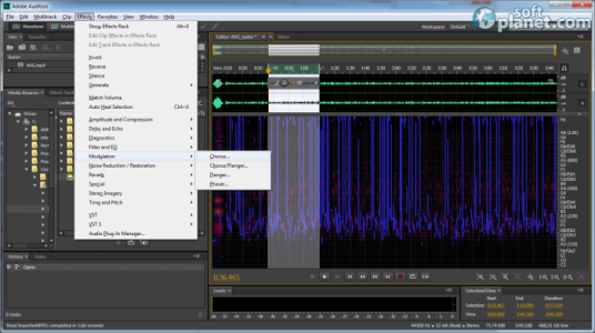 Adobe Audition CC Screenshot4