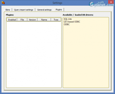 OndroSQL browser Screenshot2