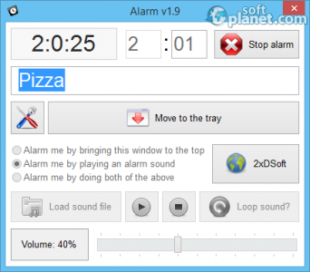 Alarm Screenshot3