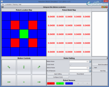 RoboSim Screenshot2