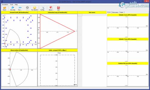 Mobile Robot Programming Toolkit Screenshot2