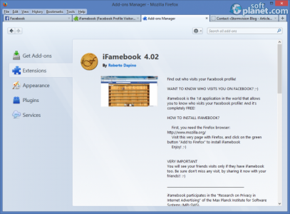 iFamebook Screenshot2