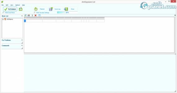 RegRun Security Suite Screenshot4