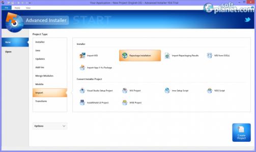 Advanced Installer Screenshot4
