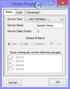IRCommand2 Screenshot4