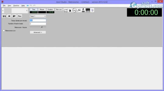 Anvil Studio Screenshot2