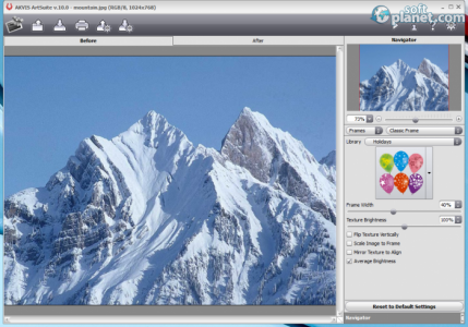 AKVIS ArtSuite Screenshot2