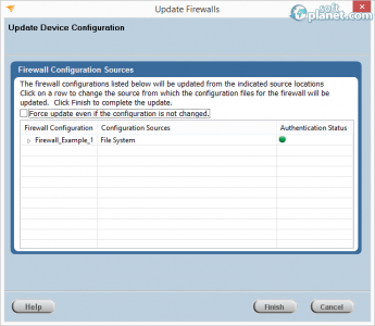 Firewall Browser Screenshot3