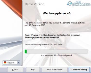 Wartungsplaner Screenshot3