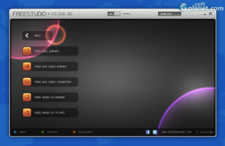DVDVideoSoft Free Studio Screenshot3