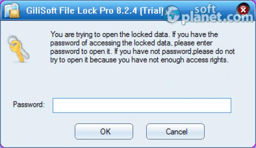 Gili File Lock Pro Screenshot4