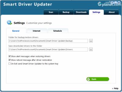 Smart Driver Updater Screenshot4