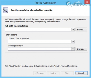 .NET Memory Profiler Screenshot3