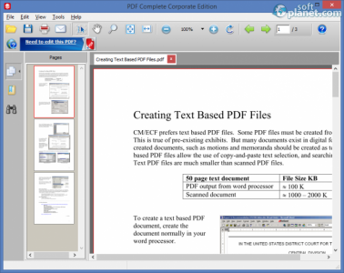 PDF Complete Screenshot4