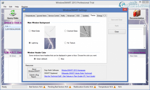 WindowSMART 2013 Screenshot5
