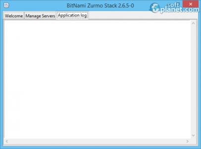 BitNami Zurmo Stack Screenshot3