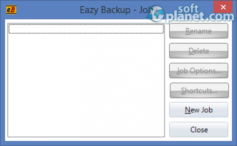 Eazy Backup Screenshot2