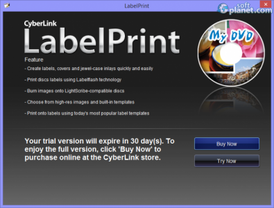 CyberLink LabelPrint Screenshot5