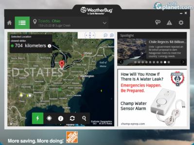 WeatherBug Screenshot5