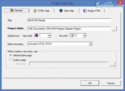 WinCHM Pro Screenshot4