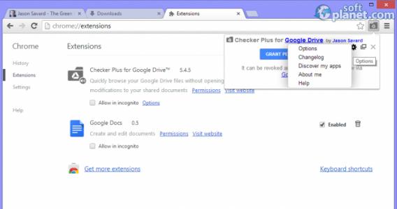 Checker Plus for Google Drive Screenshot3