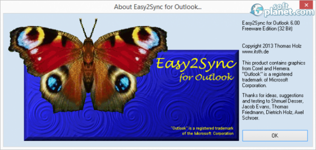 Easy2Sync for Outlook Screenshot3