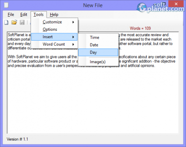 TxtEditor Screenshot2