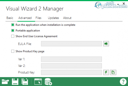 Visual Wizard 2 Manager Screenshot2